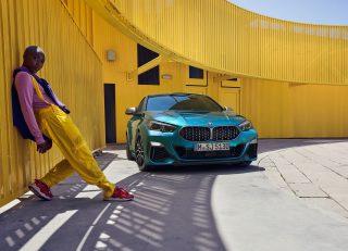 Andreas Hempel - BMW 2 Gran Coupe - Showcase, Transportation, People