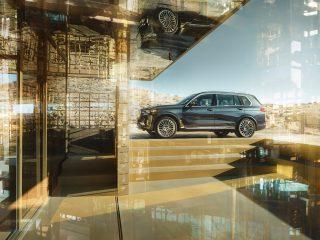 Andreas Hempel - The X7 Worldwide Campaign - Showcase, Transportation