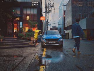 Andreas Hempel - Hyundai Kona - Showcase, Transportation, People